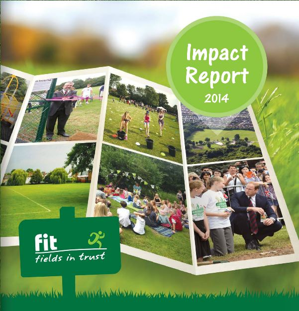 Fields in Trust Impact Report 2014