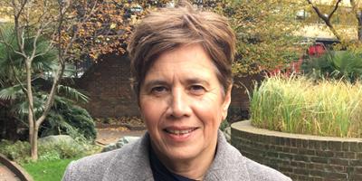 Chair of Fields in Trust, Jo Barnett