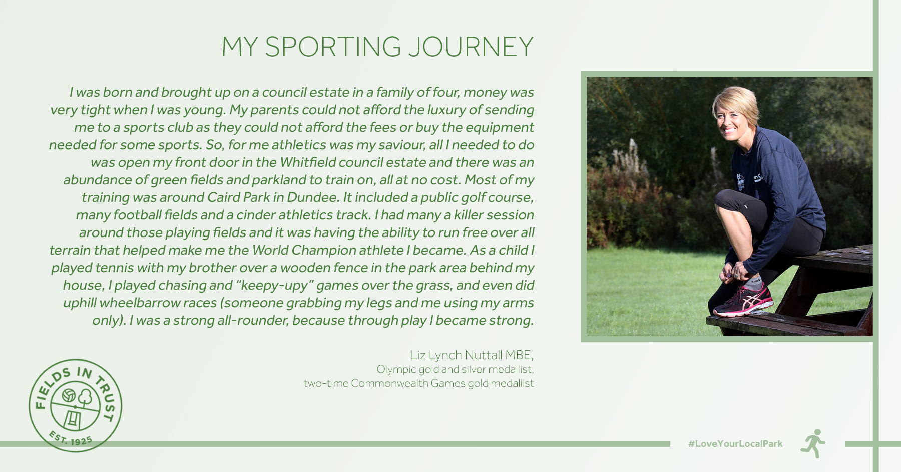 My Sporting Journey